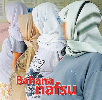 Nafsu Syahwat